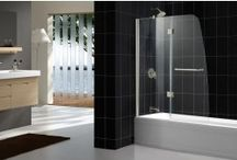 Tub Doors / http://www.emoderndecor.com/showers/tub-doors.html