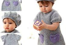 Patterns / Knitting, crochet