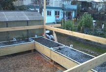 vis en tuin maak aquaponics maklik