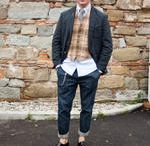 Men's Street Style / The good, the great and the handsome street style of Florence.