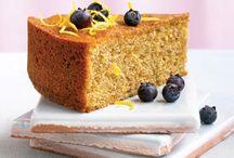 Ciasta cytrynowe i pomarańczowe
