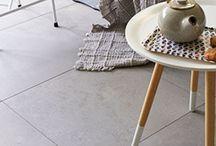 Betonlook tegels / betonlook tegels
