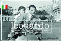 Leonardo / Tienda de ropa