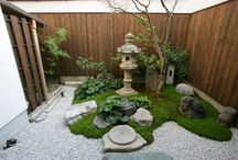Teeny Japanese Gardens