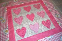 Mini Quilt Tops For Sale / by Marsye's Quilt Blocks & Appliques