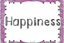 Happiness and Joy (Classroom Community)