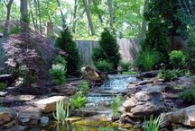 Waterworks / Outdoor water features and landscape water design!