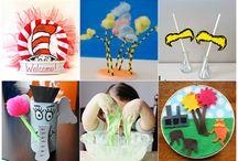 Dr Seuss Party: Creative DIY Ideas