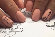 Цвета для ногтей