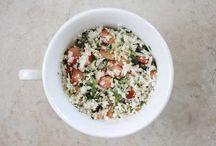 Recipes - Cauliflower