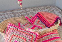 Crochet and knitting / Crochet