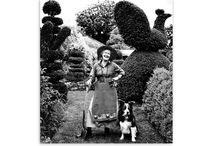 Gardeners I admire and love