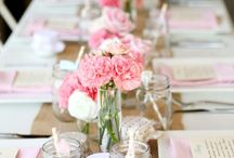 Baby shower ideas / by Meredith Miner