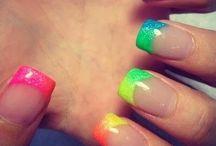 nails / by Dd Riccardi
