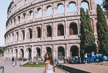 // Rome // t r a v e l