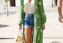 Kimono / Os looks mais lindos, usando kimonos!