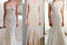 Spring/Summer 2015 Bridal Style Report / by Little White Dress Bridal Shop