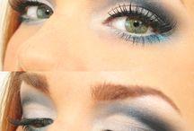 Beauty // Eyes / The most elaborate eye makeup!