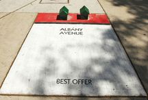 street art / Graffiti, tags, accessible art, street view