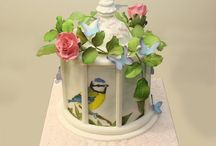 Put a Bird on It! Cakes / by Pat Korn
