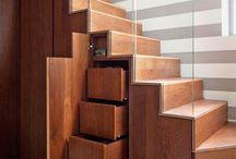 merdiven dizaynları