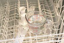 cleaning/schoonmaken