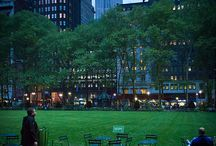 Bryant Park  / In the heart of the city lies between Fifth and Sixth Avenue lies Bryant Park one of the city's iconic green spaces.  / by Hotel 373 Fifth Avenue