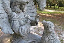 Angels & Statuary