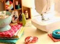 Sewing / by Jackie Besenval
