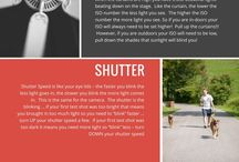 Photography 101: Manual Mode Tips / Photography tips to help you shoot in manual mode