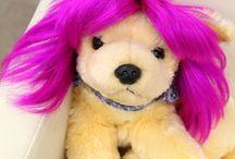 Wigs2you.com Pet Wig 【ペットウィッグ】 / 日本初!動物用ペットウィッグ誕生!家族の一員にお洒落グッツをプレゼント! 撮影でも、パーティーでも大活躍できるアイテム!