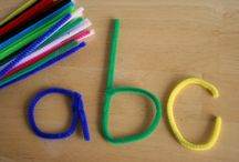 ABC crafts and activities for kids