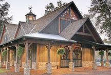 Beautiful Barns / A collection of beautiful equestrian estates and farms.