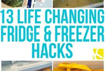 fridge&kitchen organisation