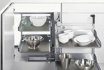 Peka - Swiss Storage Design / Mutfak Kiler ve Gardrop Sistemleri