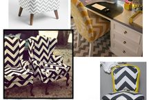 Chevron obsessed! / by Morgan Olinger