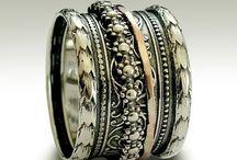 браслеты кольца и пр