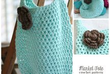 CROCHET AND KNITTING / Crochet and knitting patterns and ideas.