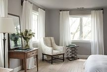 Living & Family Rooms / by Allison Hepworth {House of Hepworths}