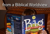 Creation Science / Creation life, space, and earth science education activities