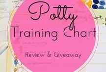 Potty Training.