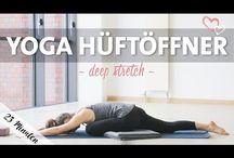 Yoga Hüfte