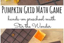 PRESCHOOL: Grid Games / by Theresa Taylor
