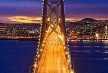 Bridges/Puentes & Estructuras / by Silvia Valldeperas