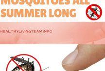 mosquito repelant