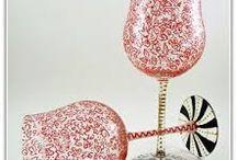 crafts - glass / by Stavi Papa