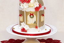 Birdcage cakes / by Happy Little Baker