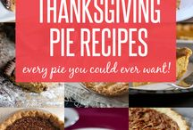 I sPIE something yummy / Pie & crust recipes