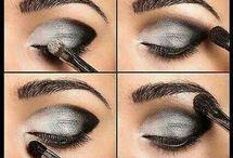 ** eye **