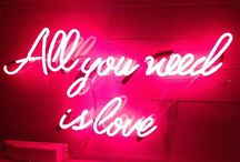 write in lights. -Joanna Peyton-Jones / Neon lights designers and makers